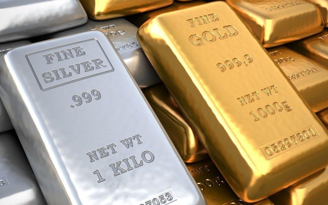 Inwestowanie w złoto i srebro na giełdzie coraz bardziej popularne